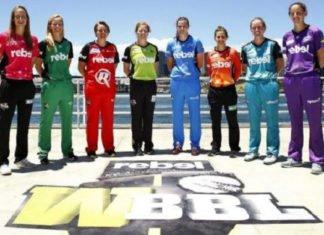 Women's Big Bash League 2018